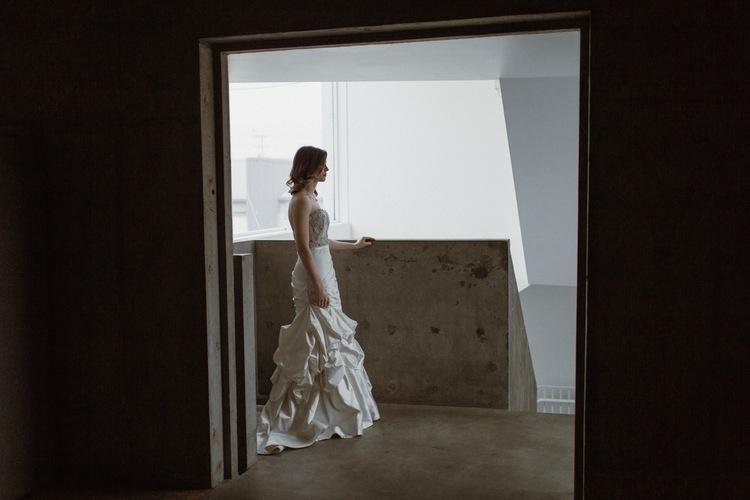 RACHELLE + JOEY | SEATTLE MASQUERADE WEDDING AT CANVAS EVENT