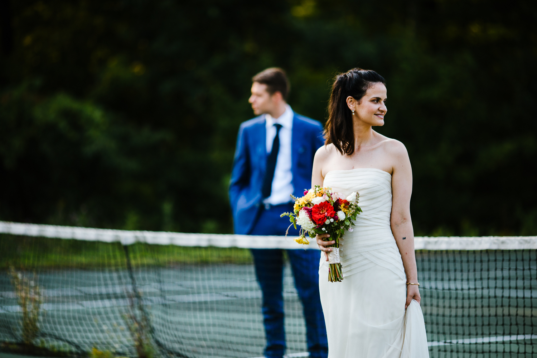 Bridal Portrait Bride Groom Portraits Tennis