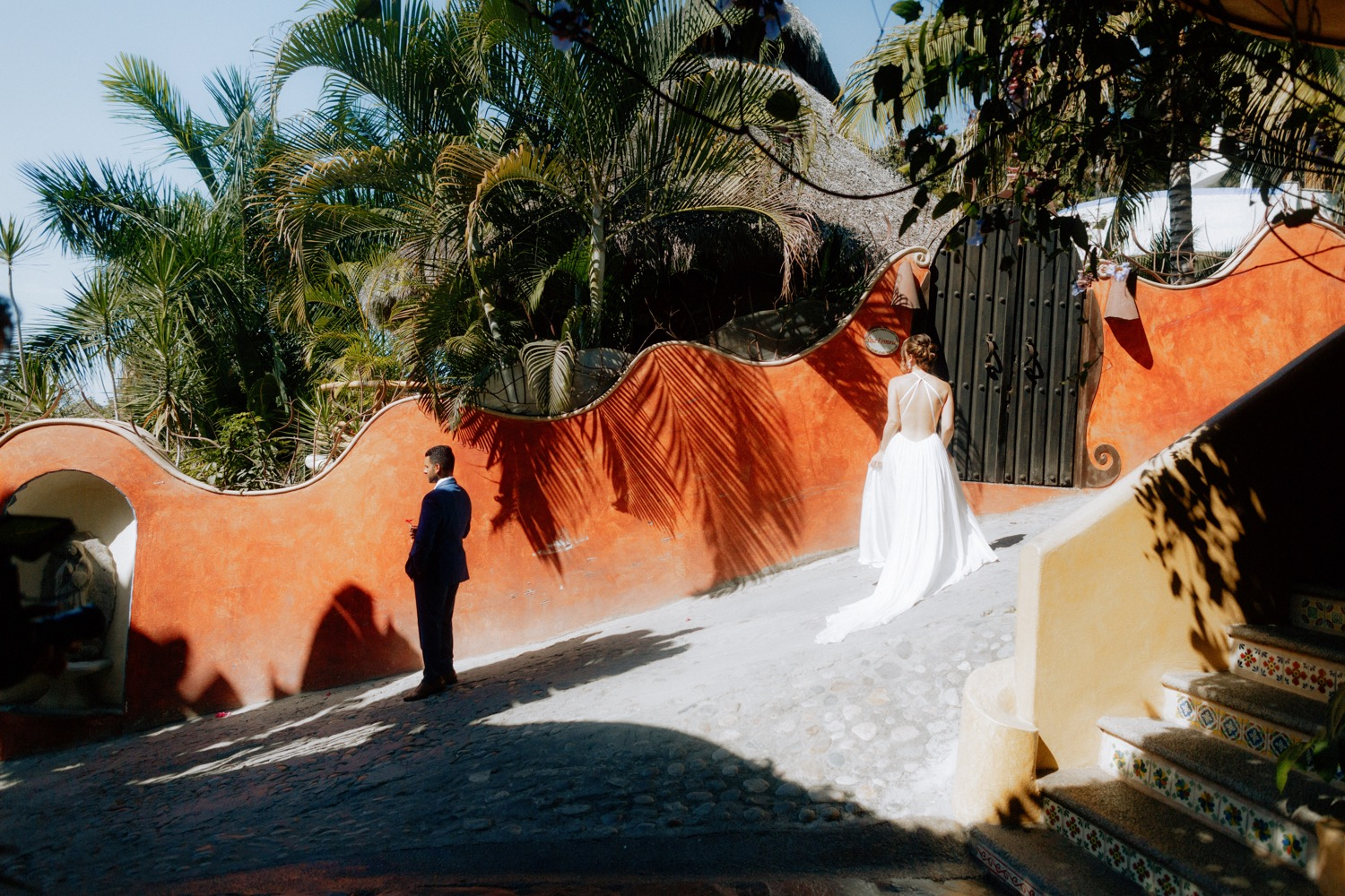 Don Pedro's Palapa / Sayulita Wedding
