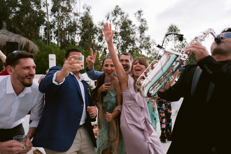Matrimonio Daniela & Andrés en Casa Cau Cau 2