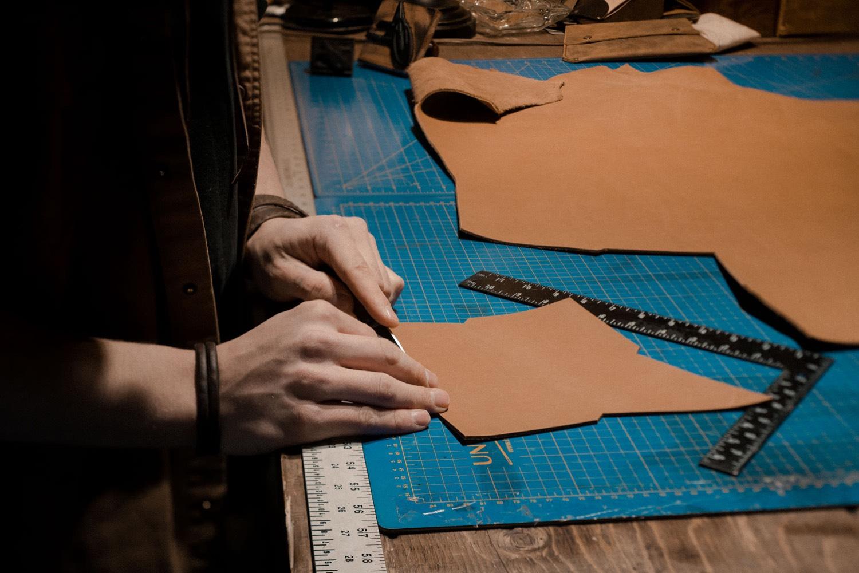 Handmade Leather Goods >> OAKSON AUTHENTIC » Lyndsay