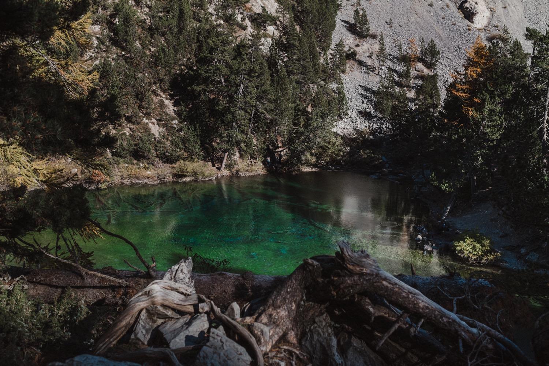 Lac Vert, Elopement in Piedmont Alps - Matteo + Francesca  -