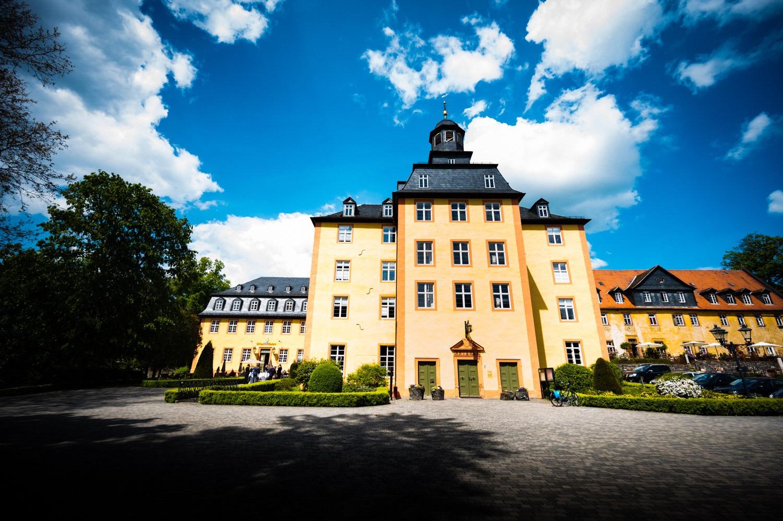 Hochzeit Schloss Gedern 1
