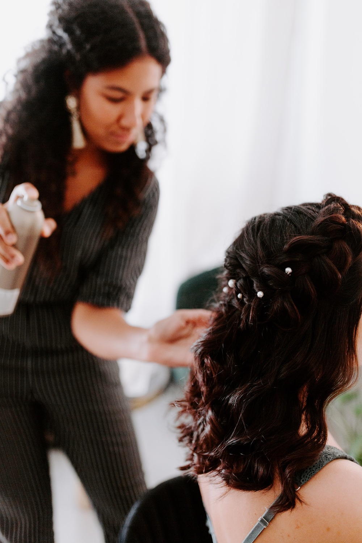 Eden Bridal Design Hair  Makeup in Helsinki.