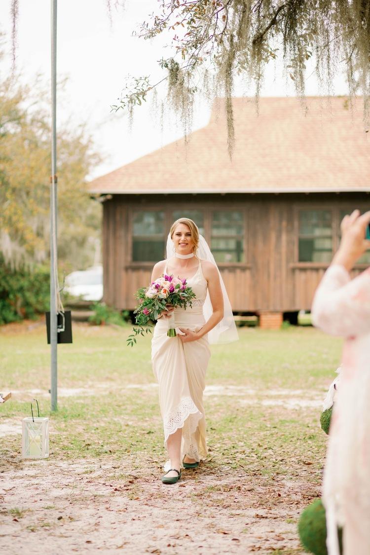 doe lake campground wedding