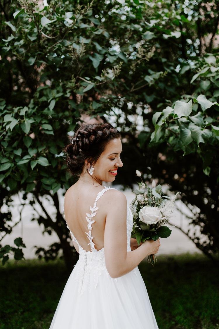 Bride portrait. Helsinki hääkuvaaja.