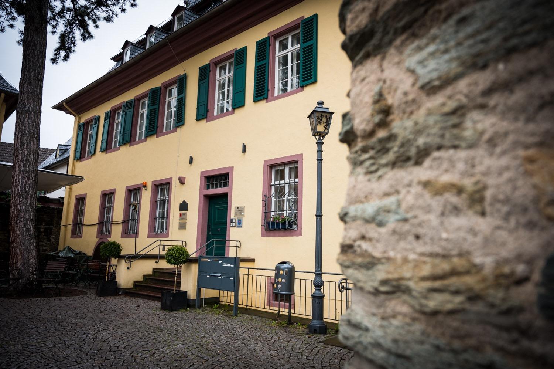 Standesamt in Kronberg / Schlosshotel Kronberg 1