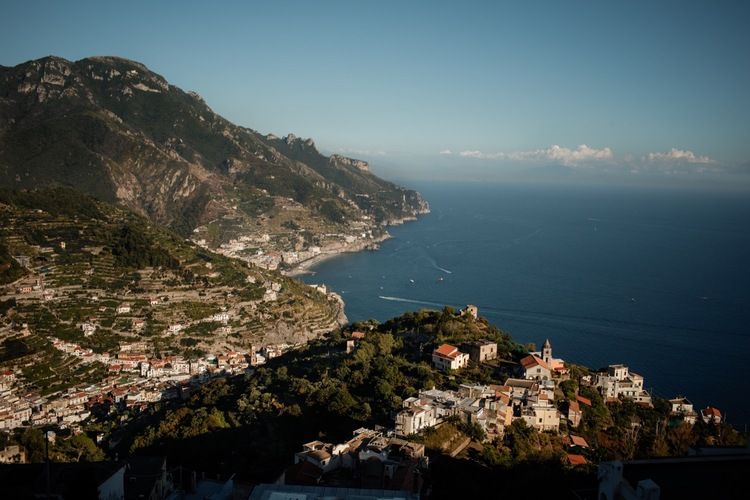 Villa Eva Destination Wedding Ravello Italy Amalfi Coast