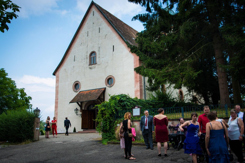 Hochzeit in der Alten Kirche Fautenbach 2