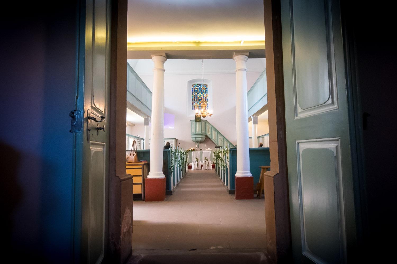 Hochzeit Berkersheim Michaeliskirche bei Frankfurt 2