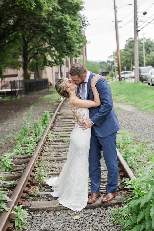 Roundhouse Wedding - Beacon, NY - Victoria & Tom