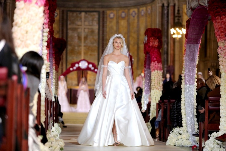 Spring 2020 New Reem Acra Bridal Gowns Are Here At Jessica Haley