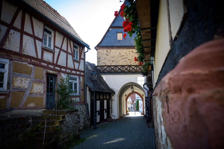 Historische Rathaus Oberursel 2
