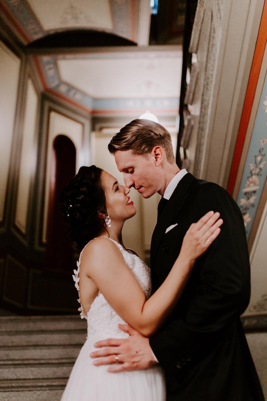 St. George Hotel Helsinki hääportretit. Hääkuvaaja Helsinki. Helsinki wedding photographer.