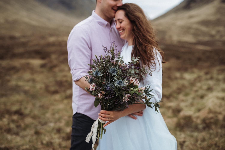 After Wedding Inspiration Glencoe - Schottland - (C) Lichtmädchen Fotografie Nicki Schäfer
