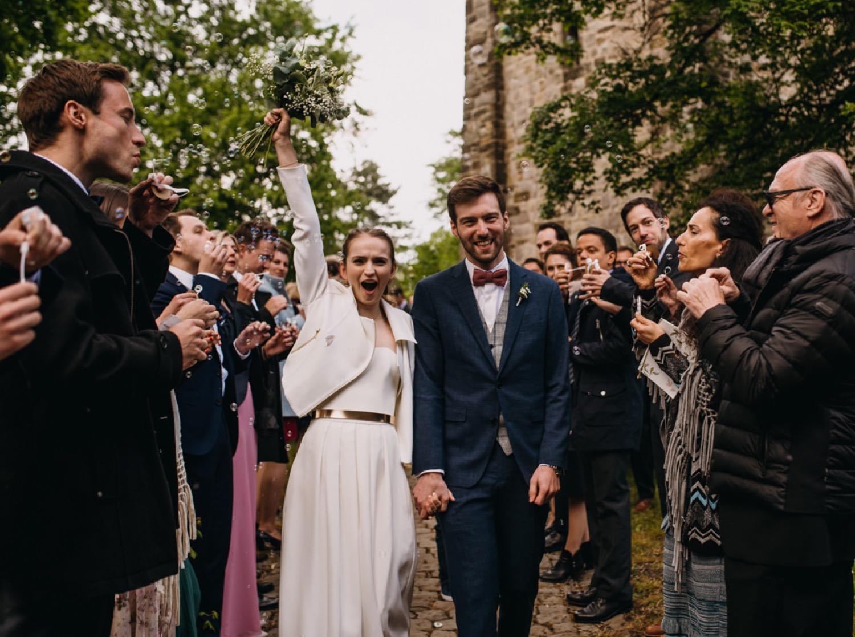 Industrial Wedding in Bochum | Ana Fernweh | Destination Wedding Photographer