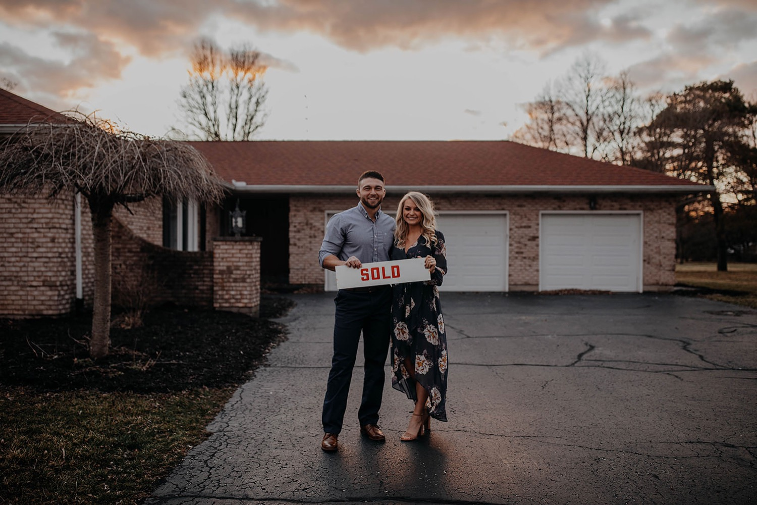 Buy A House Get Engaged Surprise Proposal Springfield Ohio