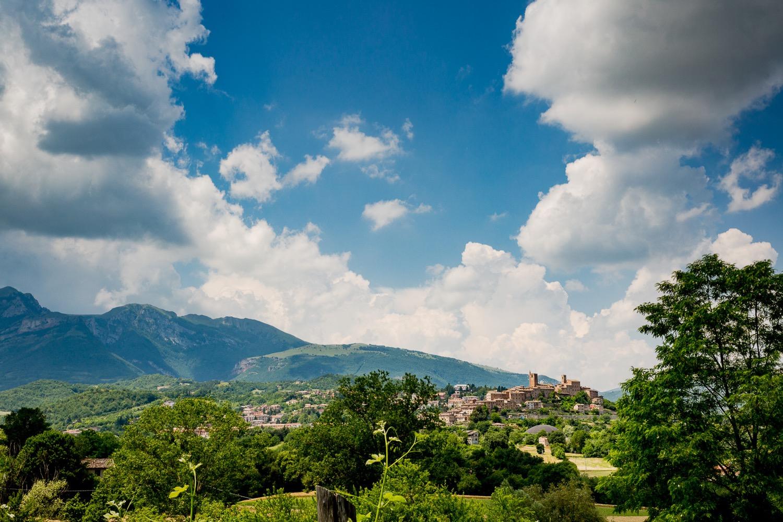 featured - Matrimonio a Sarnano, meraviglioso villaggio nelle Marche