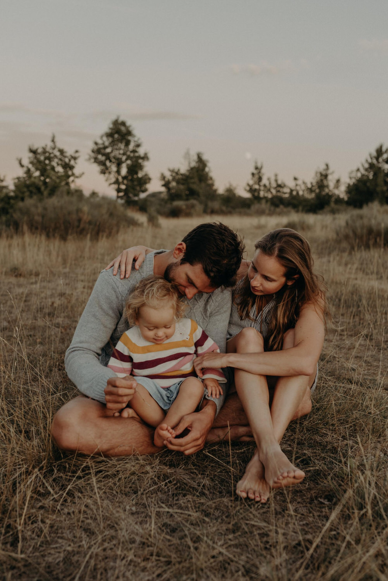 Family Session in Provence