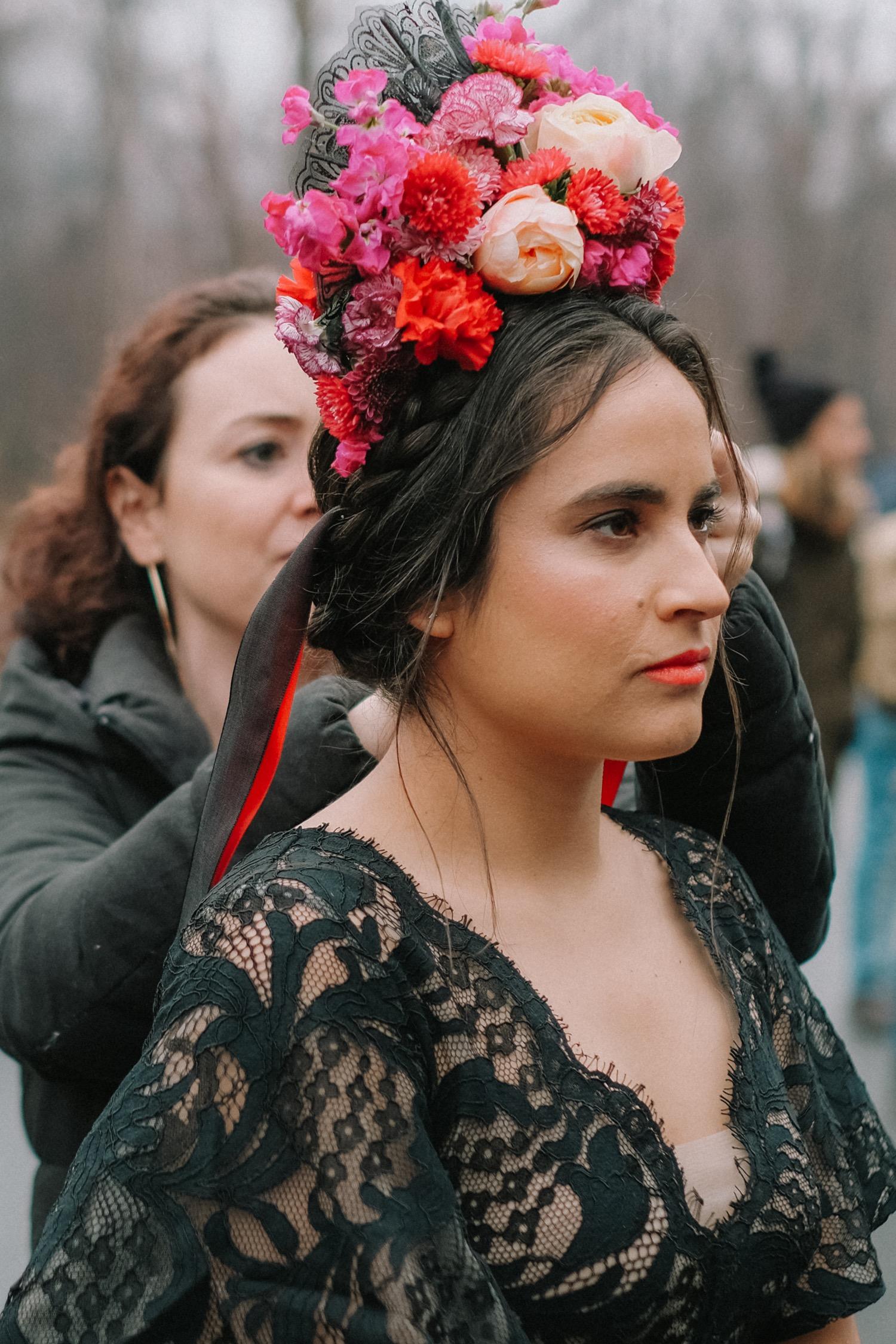 Nomad Workshop Frida Kahlo Modern Drama Enchantment The Ramsdens