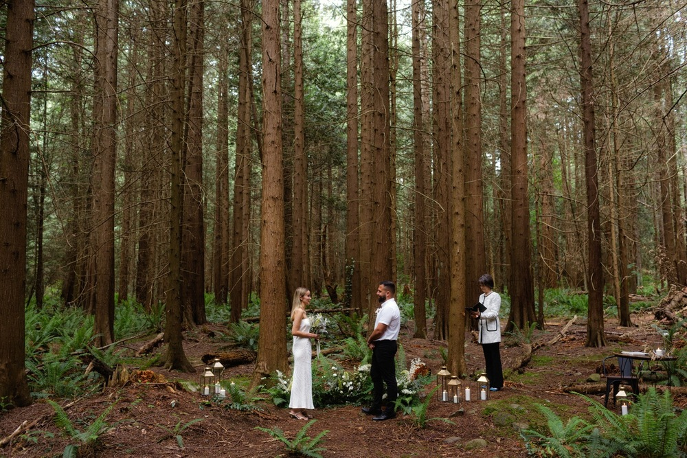 pacific spirt park elopement during covid