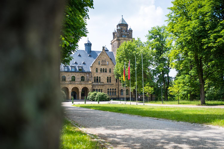 Familieshooting Schlosspark Waldthausen 2